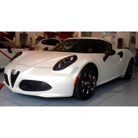 2014 Alfa Romeo 4c Lauch Edition