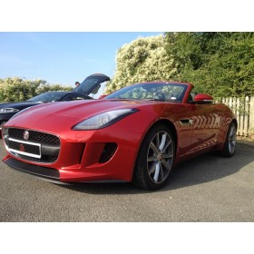 2014 Jaguar F-Type 3.0l Convertible