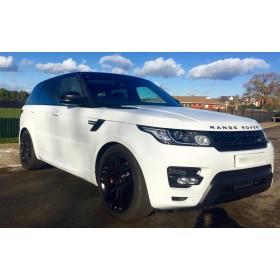 2015 Range Rover Sport Hybrid