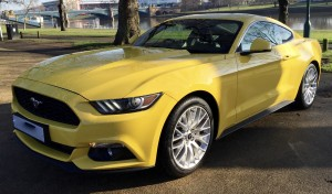 Ford Mustang 2.3 EcoBoost Fastback Auto