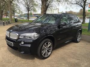 BMW xDrive40e M Sport Plug In Hybrid