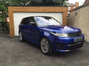 Range Rover Sport 5.0 V8 S/C SVR 5dr Auto