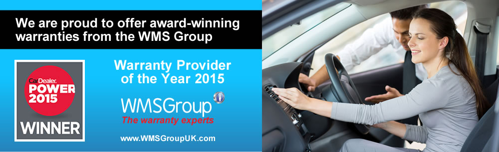 warranty provider of the year 2015