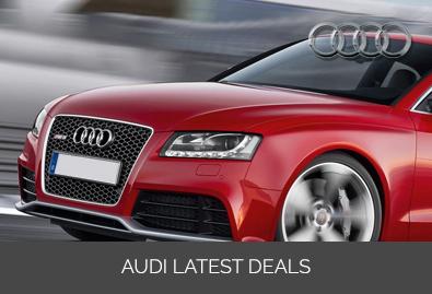 Audi latest deals