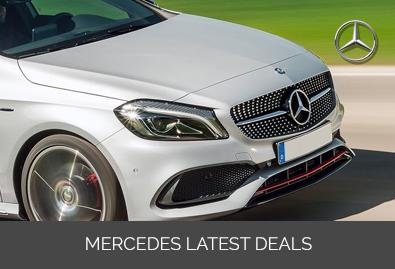 Mercedes latest deals