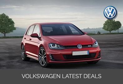 Volkswagen latest deals